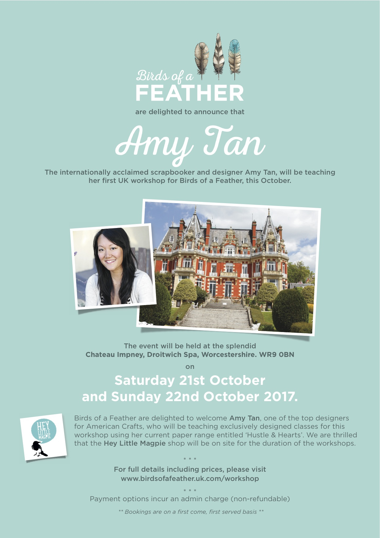 d48070c5495 My First UK Workshops! — Amy Tangerine