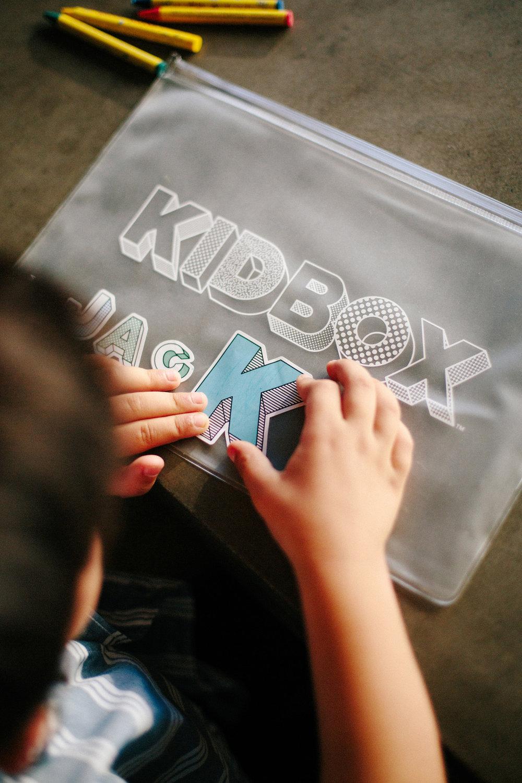 Amy Tangerine x Kidbox