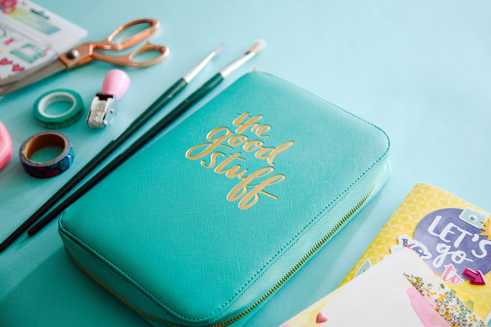 Amy Tangerine Planner Pouch | Now Available for Pre-Sale!