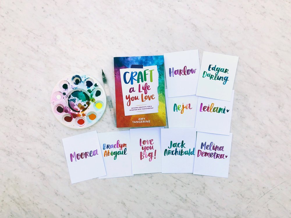 craft a life you love pre-order gift!