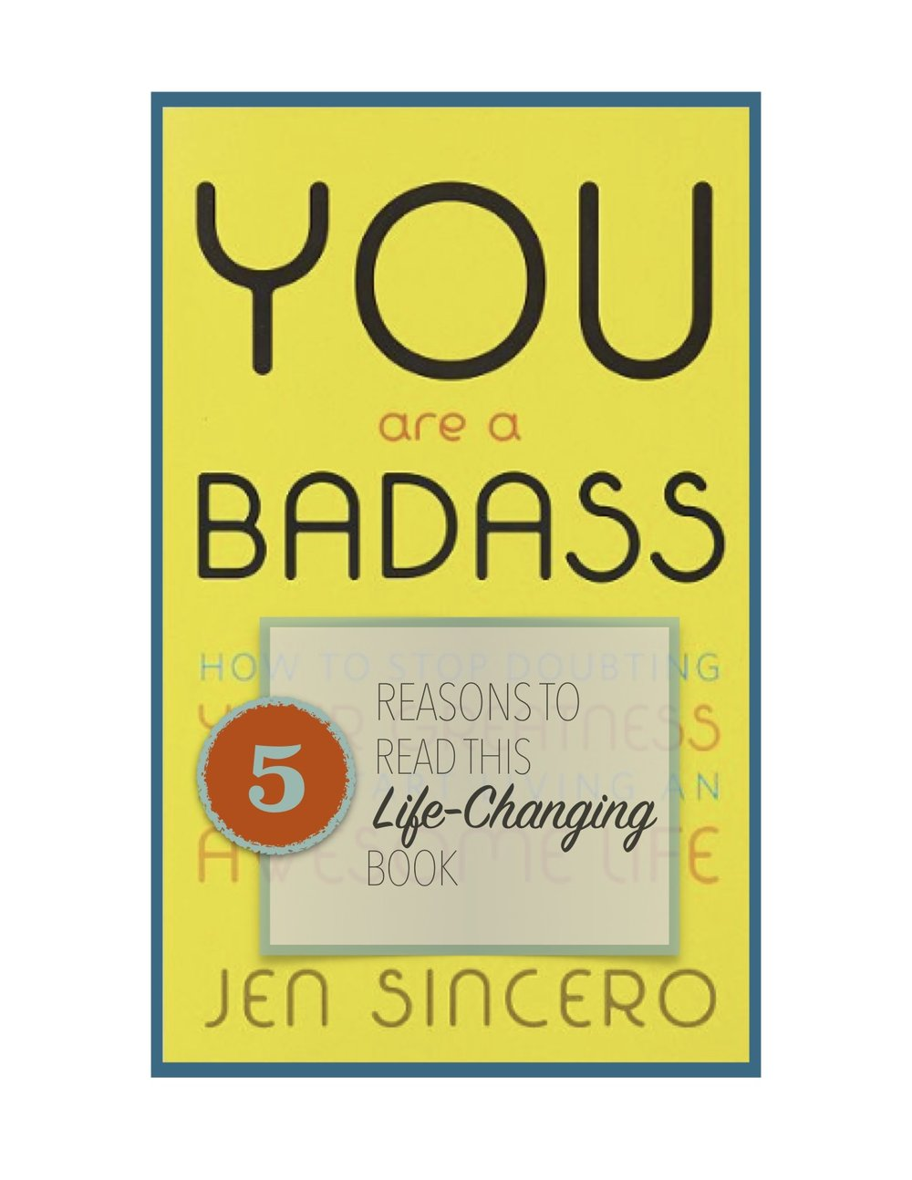 5 Reasons to Read You are a Badass