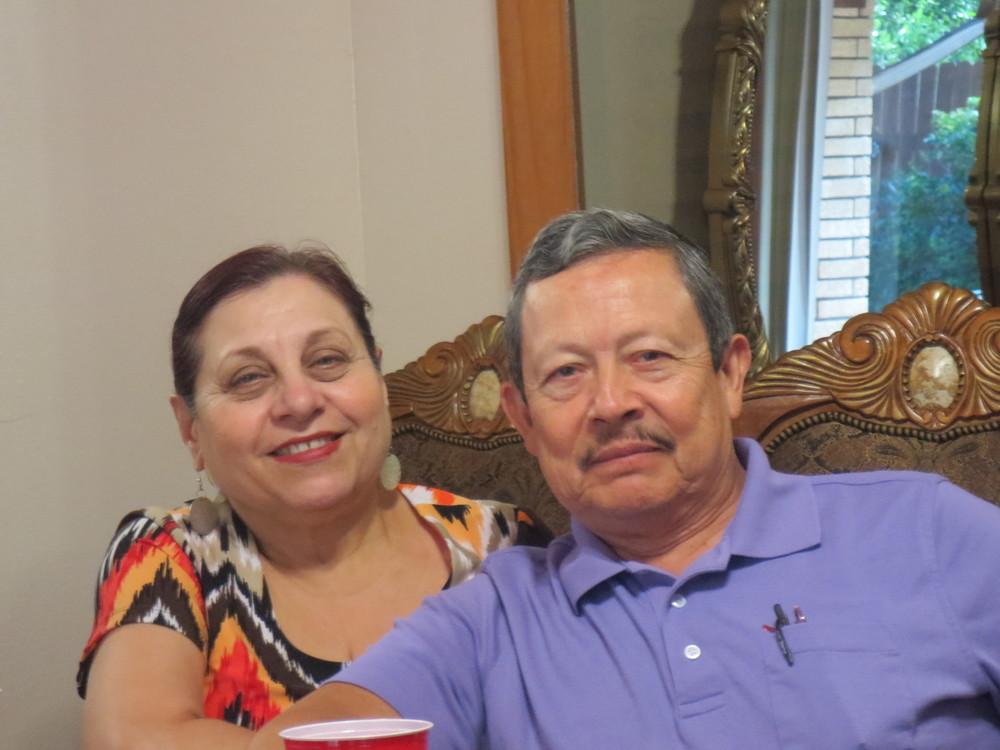 Rev. Daniel y Sra. Yolanda González