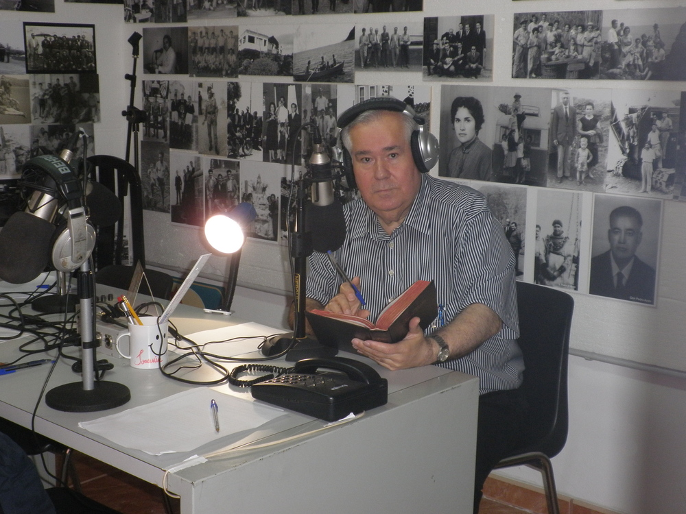 Evangelista Internacional: Rev. Bonifacio Delgado Santana