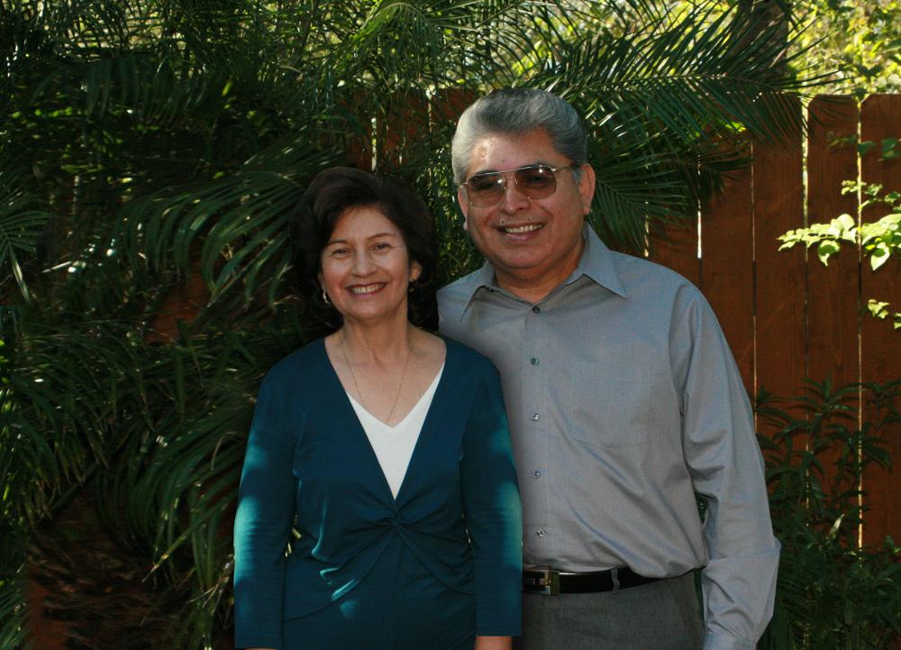 Presidente y Vicepresidente, J. Javier & María Salinas