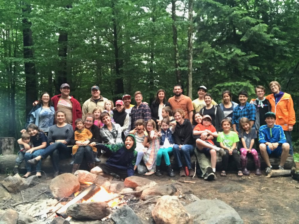LGBTQ+ Family Camping Weekend(Ages 3-12) Western Massachusetts June 22-24, 2018 -