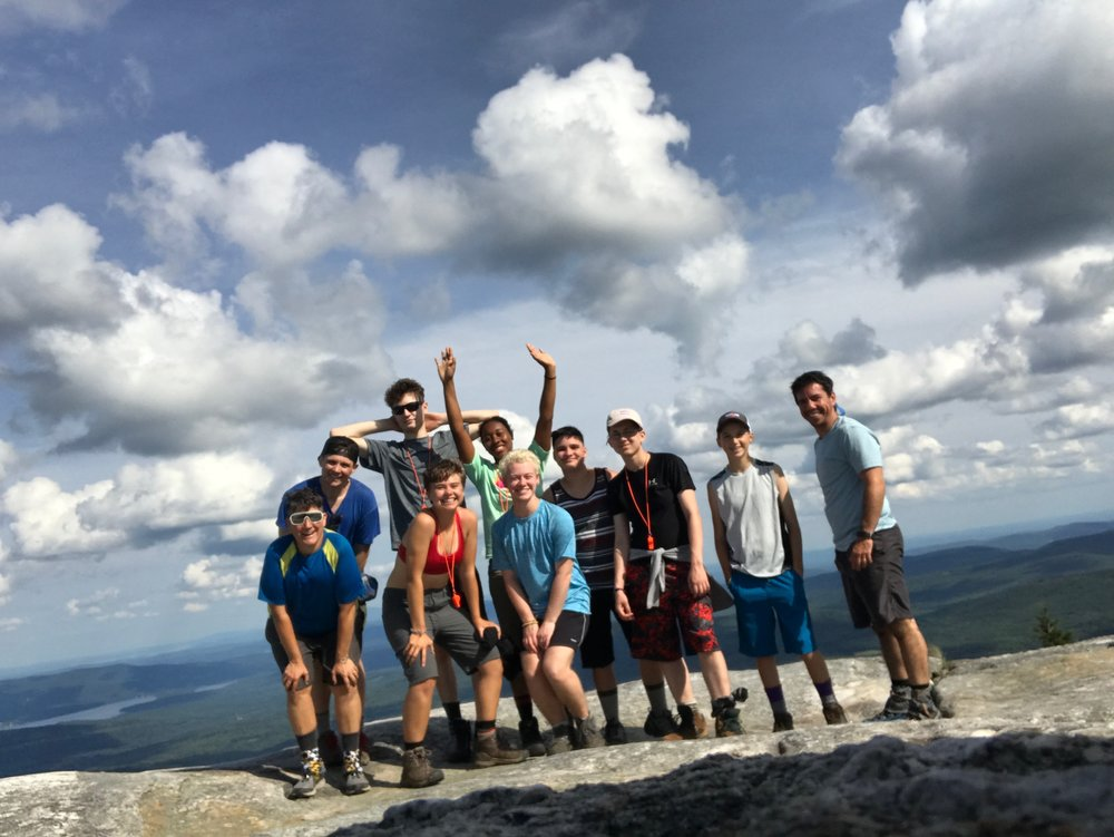 Queer Youth Backpacking(Ages 16-19)New HampshireAugust 13-17, 2018 -