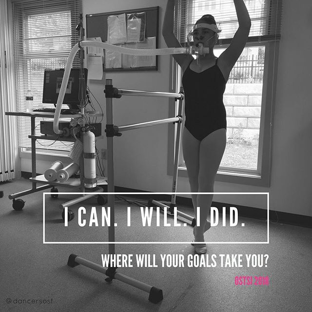 All of our graduates conquered the OSTSI, what will you conquer? 💡This photo was taken when we were testing our program with real VO2Max tests to see if our SI (Summer Intensive) truly improves a dancers body on a metabolic scale. We saw advances on paper and in person with each dancers endurance, strength, and flexibility. 🌟Click the link in our bio to check out the OSTSI and see if maybe this is the summer program for you! 📢We believe in the program so much that we want to allow you to audition on us, tag a friend in this post and we will message you the audition fee waiver code!  For our graduates on instagram thanks for conquering OST, we love watching your careers blossom!  #dancersost #ostsi #ost2018 #summerintensiveaudition #auditionforfree . . . #dancer #dancersofig #ballerina #ballerinasofig #danceworkout #dancersofamerica #dancersofnewengland  #ballet #balletdancer #preprofessional  #dancesummerintensive #fitdancer #summerintensive #healthydancer  #crosstraining  #dancefitness