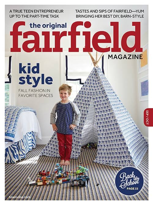 Fairfield Magazine - Sept/Oct 2018 Issue