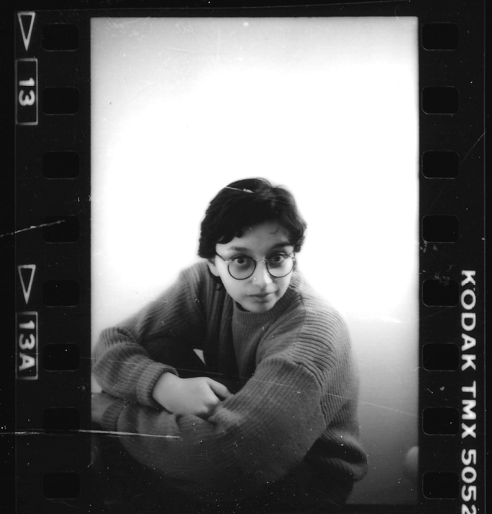 Self-portrait, 1987