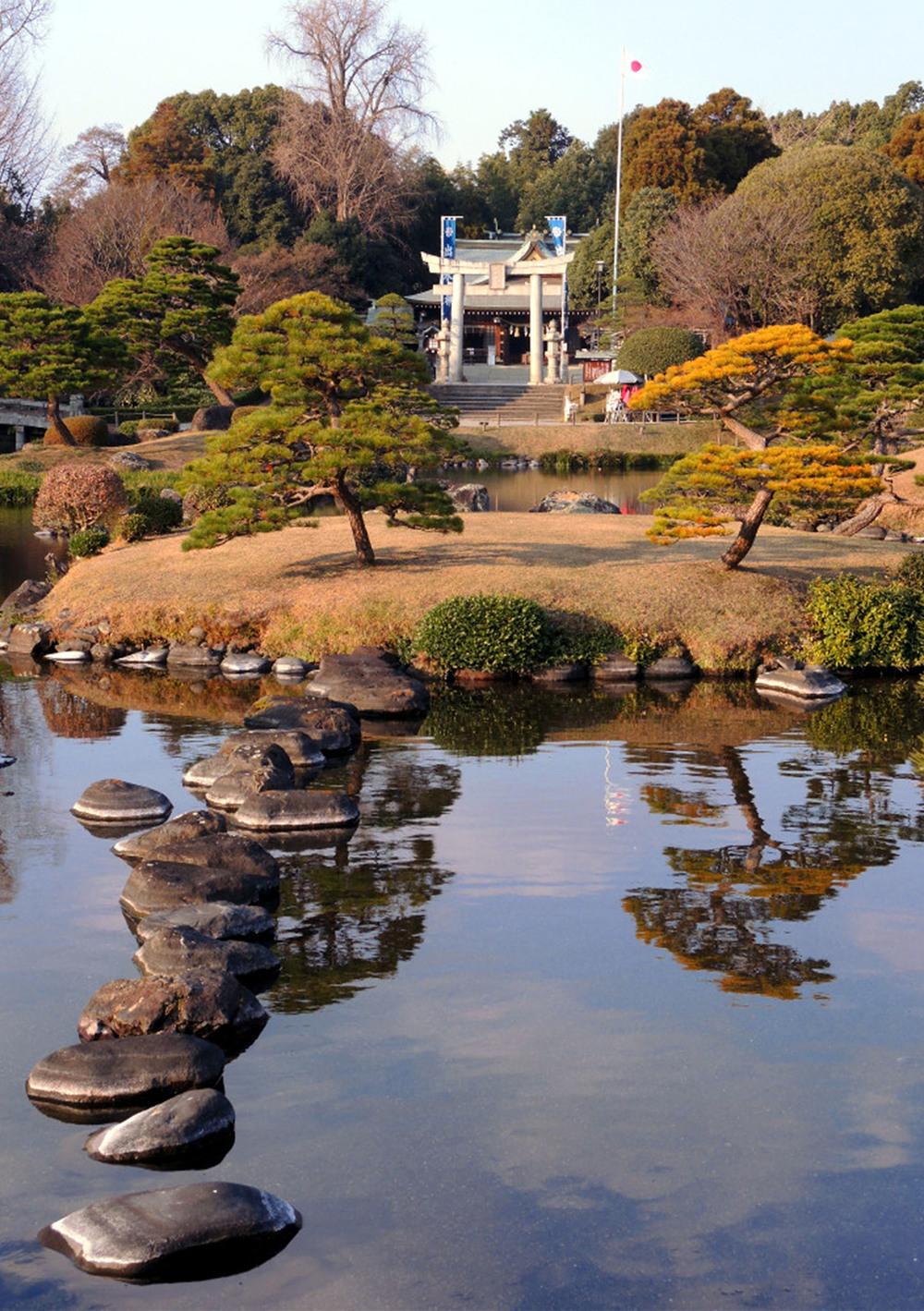 Kumamoto in Kyushu