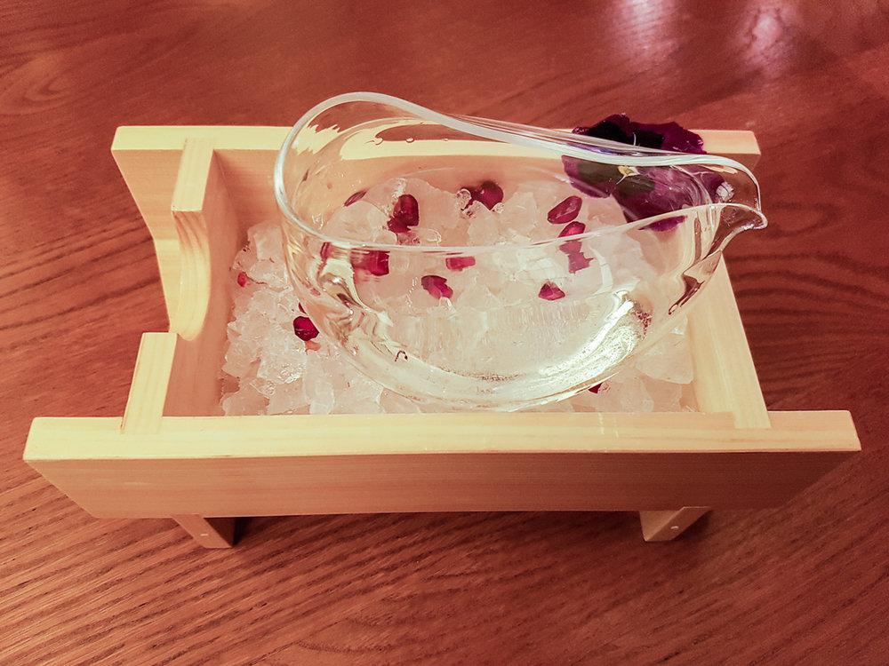 sakagura sparkling sake