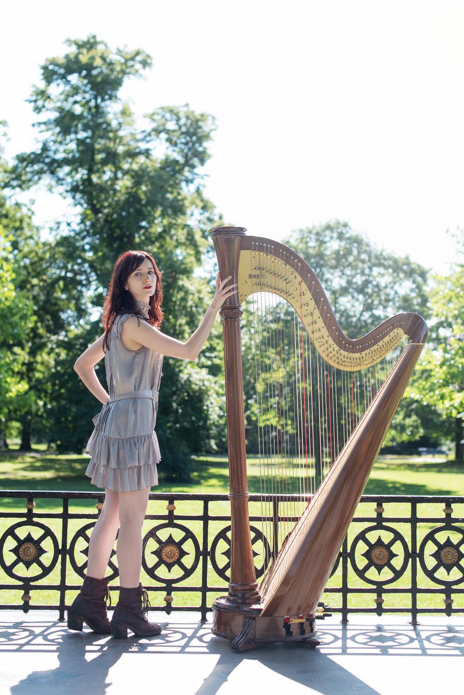 julia mascetti harpist emily valentine photography