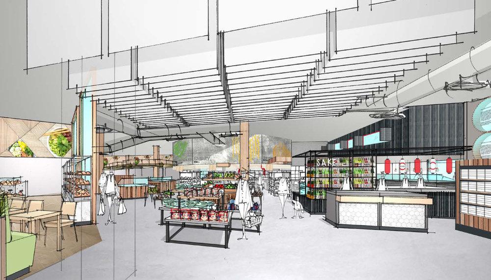 ichiba japanese food hall westfields
