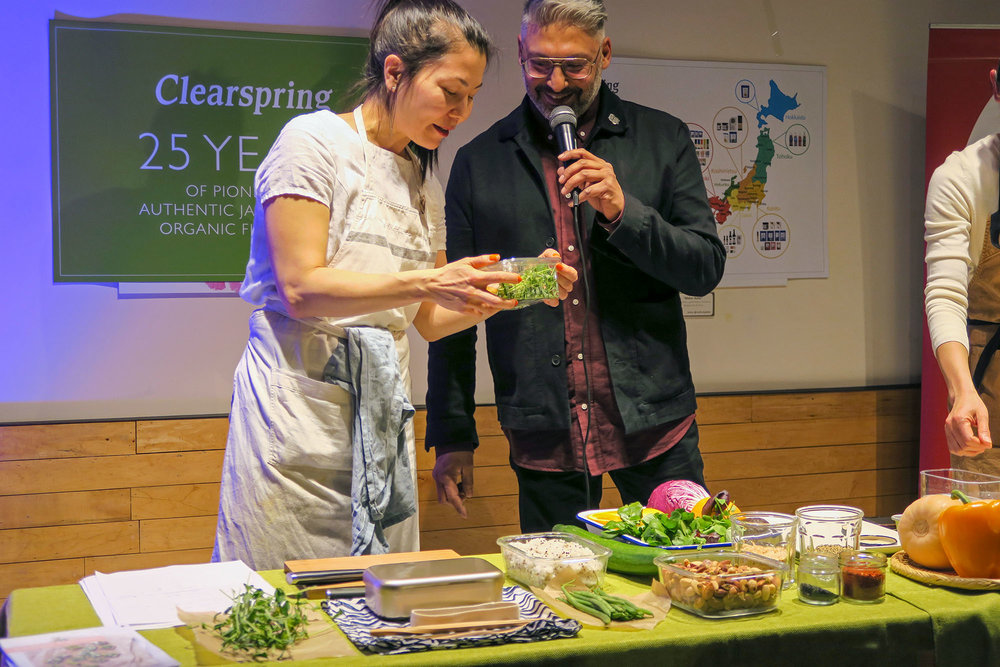 shiso delicious clearspring event saoirse clohessy