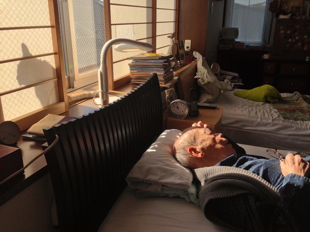 Sway Gallery Akiko Dupont Jiji and Kinako on Washi www.lovejapanmagazine.com