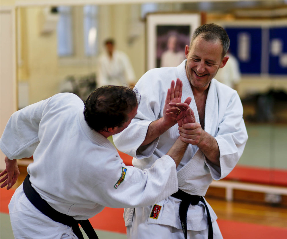Yoshinkan London Aikido Martial Arts Taster Session