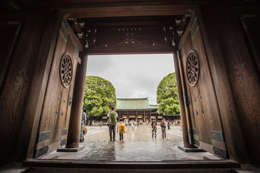 senso-ji temple shrine tokyo japan