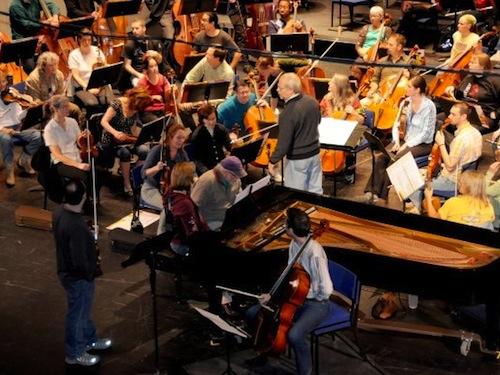 Finisterra Trio / Yakima Symphony / Creswell