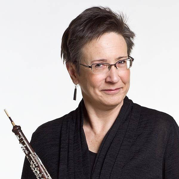Kathryn Greenbank, oboe