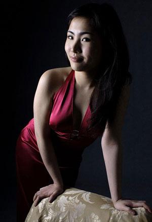 Pianist Di Wu