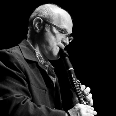 Clarinettist Thomas Piercy
