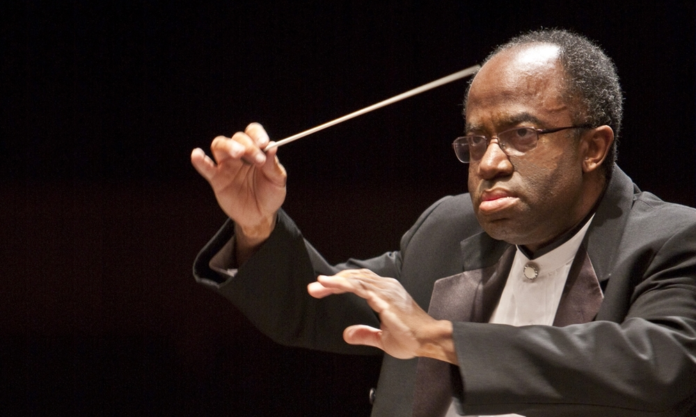 Michael Morgan premiered the complete Symphony No. 2