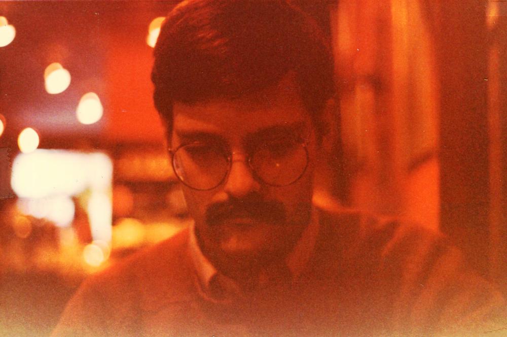 Daron Hagen in 1983.