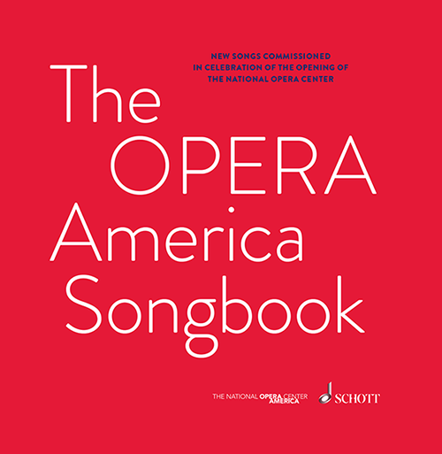 Anthologized in the  Opera America Songbook.