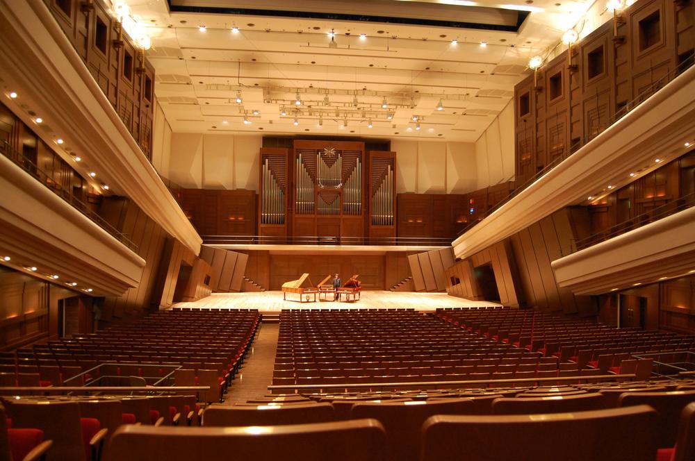 Sumida Toriphony Hall, Tokyo