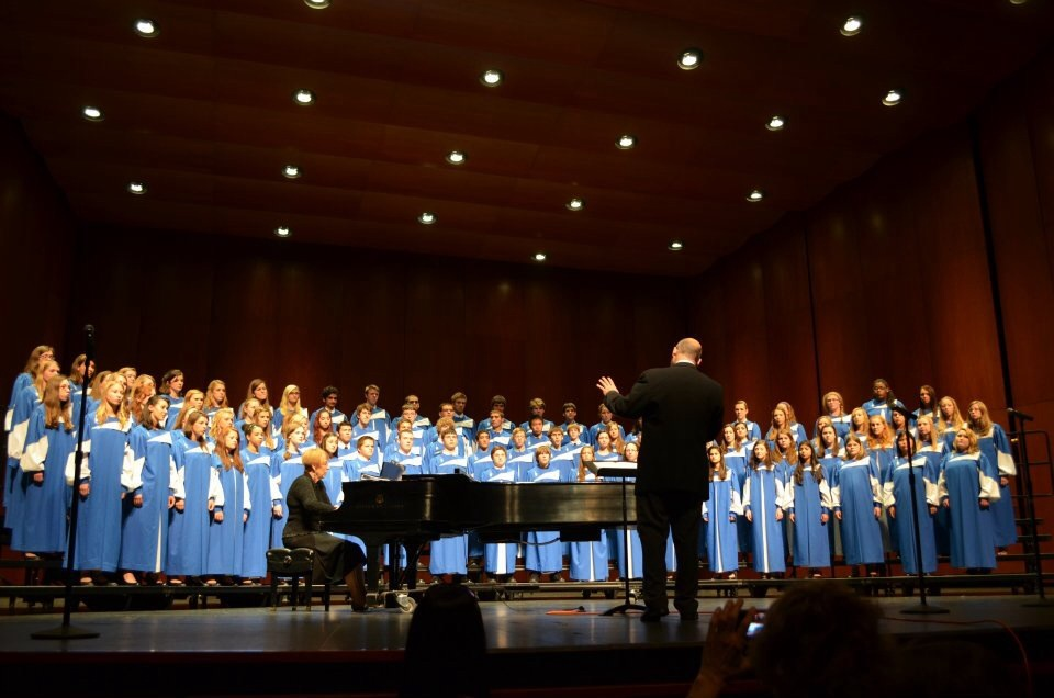 The Brookfield Central High School Chorus
