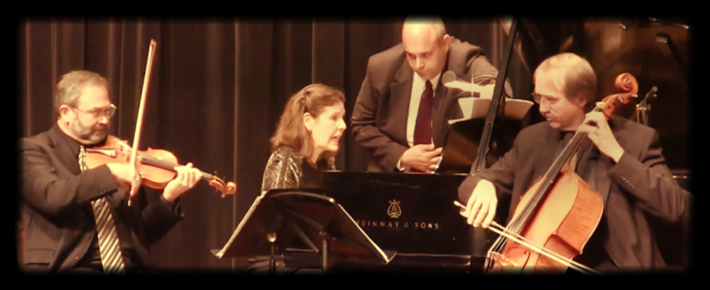 The Prometheus Piano Trio is a resident faculty ensemble at the Wisconsin Conservatory of Music.