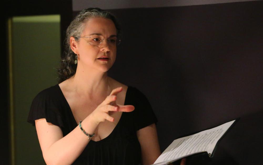 Vocalist / composer Gilda Lyons