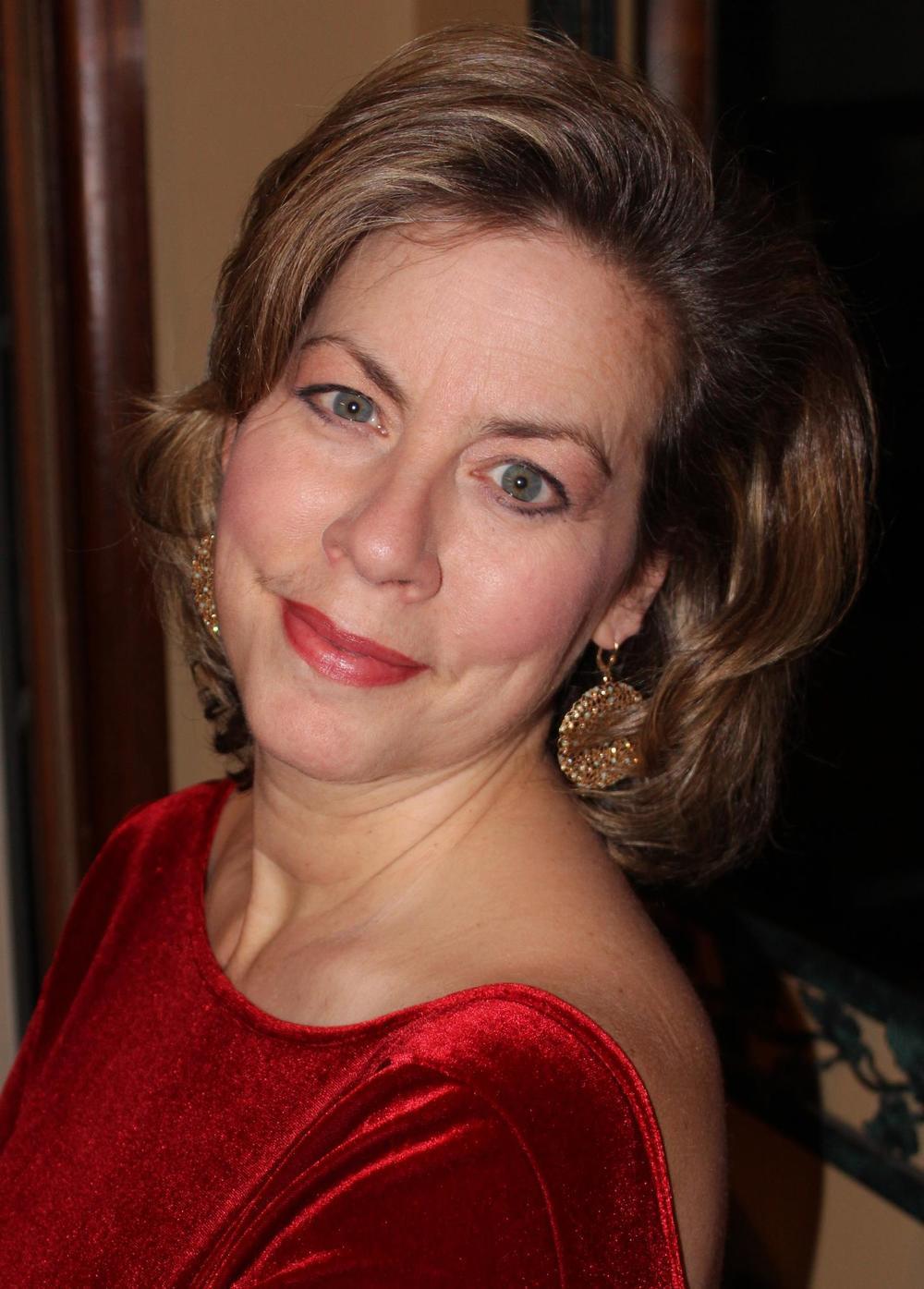 Soprano Suzanne Duplantis