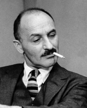 Marc Blitzstein, American composer (1905-1964)