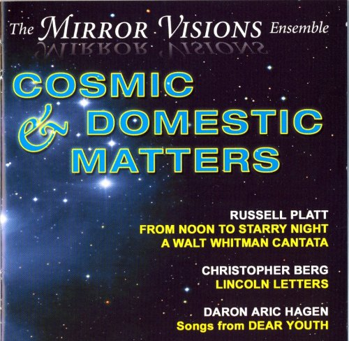 Recorded by the Mirror Visions Ensemble