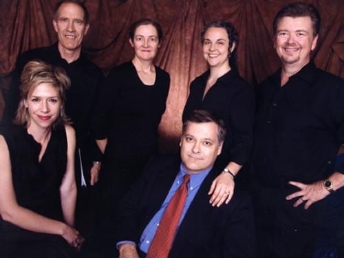 Symphony Space / Bloomsday XXVI cast photo by