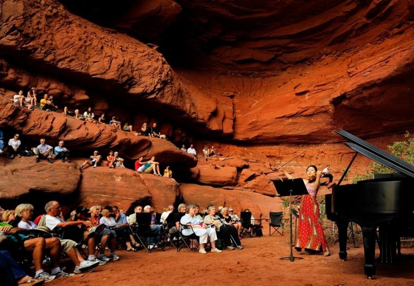 Moab Music Festival (Richard Bowditch photo)