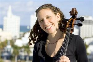 Co-Artistic Director Sara Sitzer