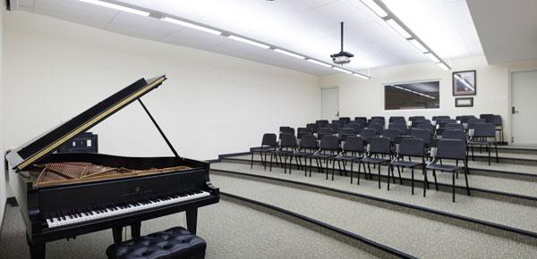 The Solomon Mikowsky Recital Hall