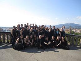 Long Island University Post Choir