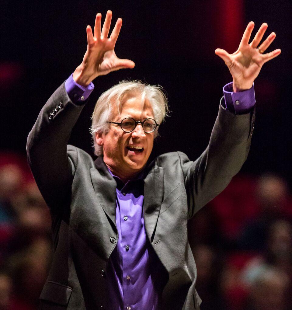 Conductor Mark Shapiro