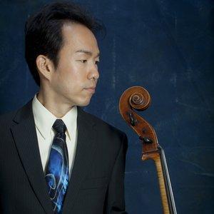 Cellist Hiraku Tamaki.