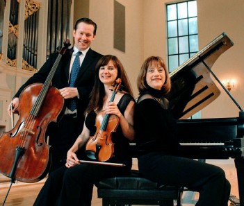 Tanya Stambuk, piano; Maria Sampen, violin; Alistair MacRae, cello