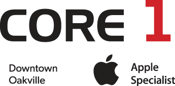 CORE 1 - Oakville's Apple Specialist Store