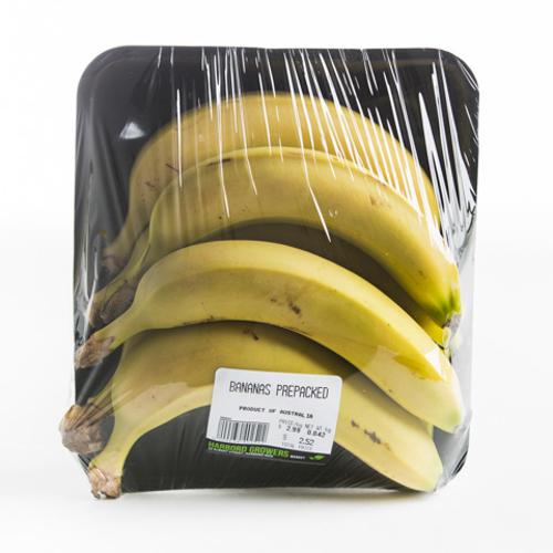 Banana - prepacked