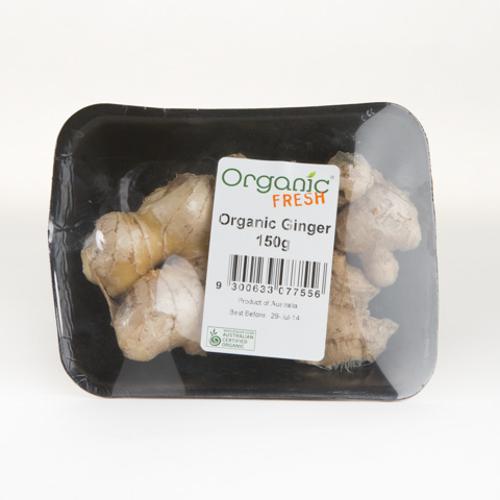 Ginger (Organic)