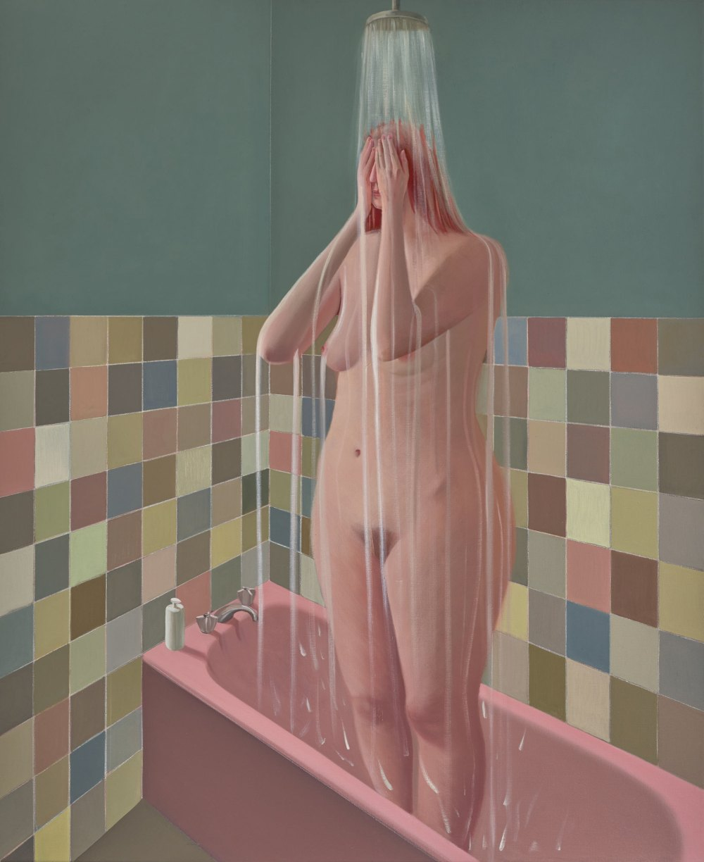 Prudence Flint - Shower