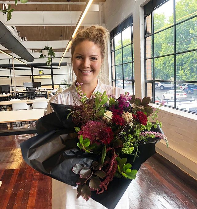 Knocking off at lunchtime on your Birthday should be mandatory! ⠀ ⠀ A huge Happy Birthday to our head honcho Lucy who instills us with her grace, wit and creative flair on the daily. 🥂⠀ ⠀ ⠀ ⠀ #birthdaygirl #eatallthecake #ballaratlifestylemagazine #runway