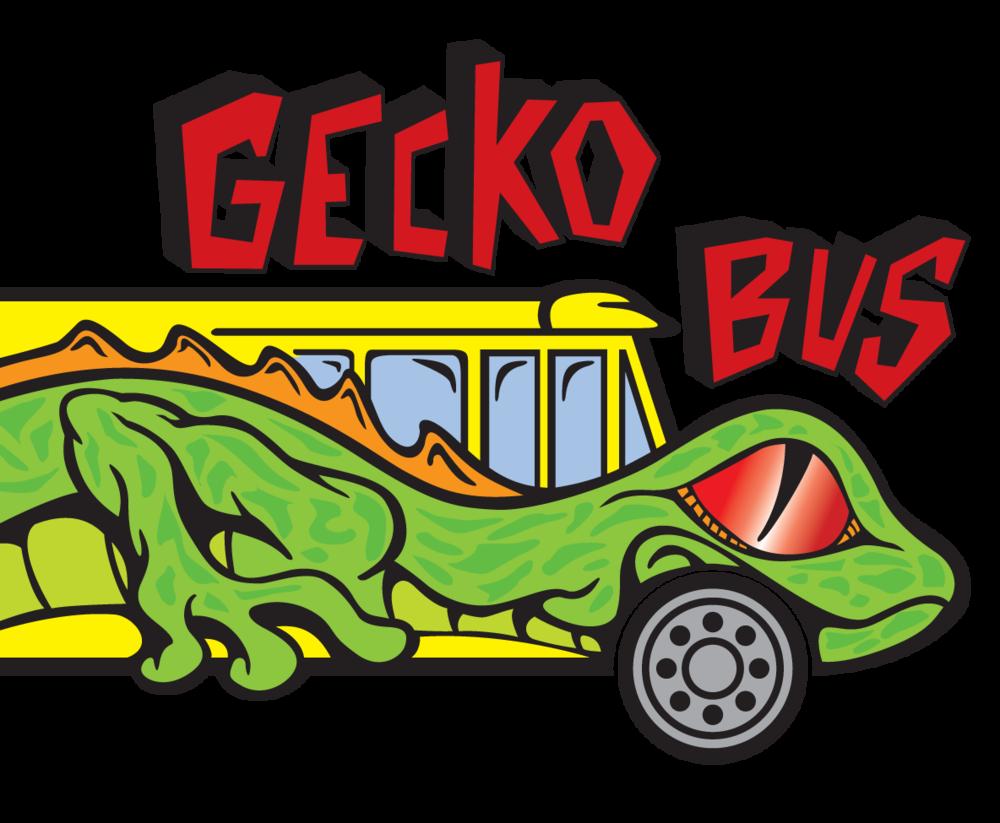 Gecko Bus logo