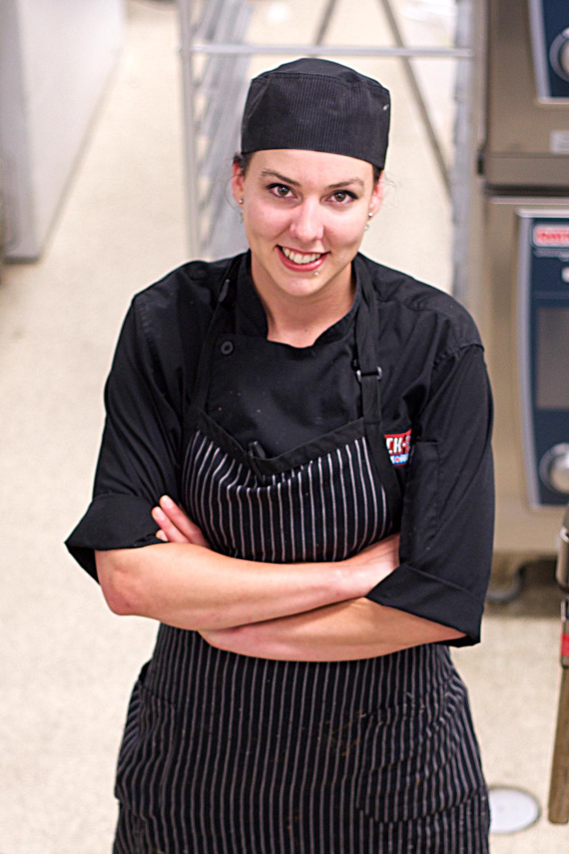 Chef Olivia Hatt